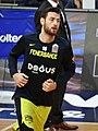 Egehan Arna 18 Fenerbahçe men's basketball TSL 20180325.jpg