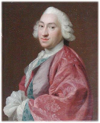 Knuthenborg - Eggert Christopher Knuth til Knuthenborg (1722–1776)