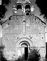 Eglise - Façade ouest - Aulnay - Médiathèque de l'architecture et du patrimoine - APMH00031230.jpg