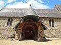 Eglise Saint-Martin de Lamballe, Côtes d'Armor, porche sud DSC06376.jpg
