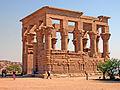 Egypt-6A-052 - Trajan's Kiosk (2217412724).jpg