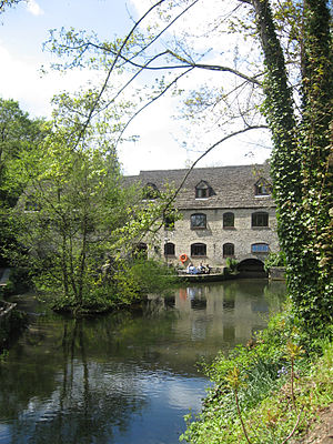 Nailsworth - Egypt Mill Hotel