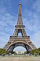 Eiffel Tower, Paris 2 September 2014.jpg