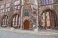 Eingang Altes Rathaus Nordhausen - Mai 2015 - 1.JPG