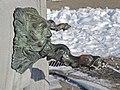 Einsiedeln - Hauptplatz - Marienbrunnen 2013-01-26 15-01-35 (P7700).JPG