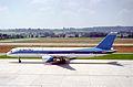 El Al Boeing 757-258; 4X-EBV@ZRH;14.07.1996 (5408621349).jpg