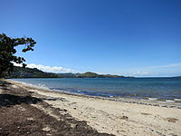 Ela Beach in Port Moresby