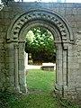 Elaborate archway - geograph.org.uk - 1931556.jpg