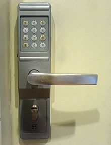 Combination Lock Simple English Wikipedia The Free