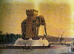 Elefante della Bastiglia