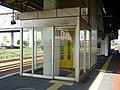 Elevator at Tomakomai Station.jpg