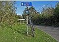 Eleven miles to Wimborne - geograph.org.uk - 1273065.jpg