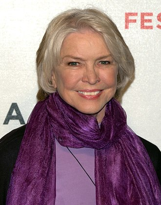 Ellen Burstyn - Burstyn at the May 1, 2009 Tribeca Film Festival première of Poliwood