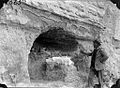 Elmer Riggs standing at the site of Megatherium.jpg