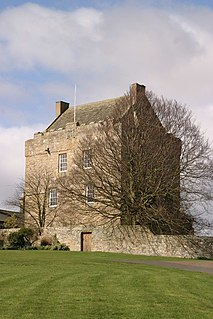 Elsdon Tower Grade I listed building in the United Kingdom