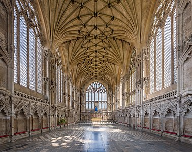 Ely Cathedral Lady Chapel, Cambridgeshire, UK - Diliff