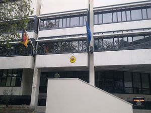 Embassy of Germany, London - Image: Embassy of Germany in London 2