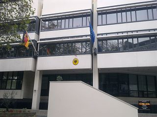 Embassy of Germany, London German diplomatic mission