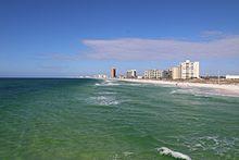 Morgan City Beach