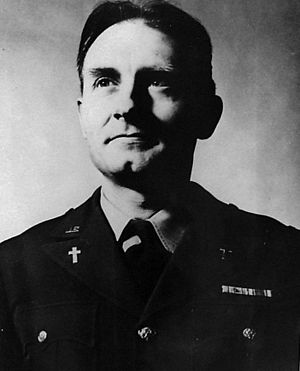 Pilsen, Kansas - Captain Chaplain Emil Kapaun