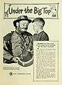 Emmett Kelly, Bell Telephone System advertisement 1949.jpg