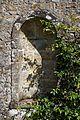Empty niche walled garden exterior at Parham House, West Sussex, England.jpg