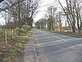 End of the pavement - geograph.org.uk - 1592251.jpg