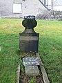 Engine Driver's Grave, Corwen - geograph.org.uk - 712405.jpg