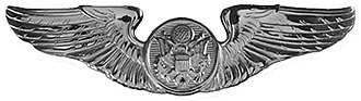 Loadmaster - USAF Enlisted Aircrew Badge
