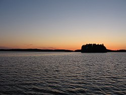 Enonvesi-Kapasaari-evening.jpg