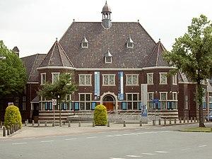 Rijksmuseum Twenthe - The Rijksmuseum Twenthe in Enschede