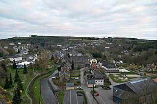 Houffalize Municipality in French Community, Belgium