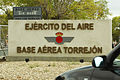 Entrada a la Base Aérea de Torrejón de Ardoz del Ejército del Aire (15515034466).jpg