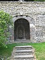 Entrance Gate to Shell Grotto, Marlborough College - geograph.org.uk - 819464.jpg