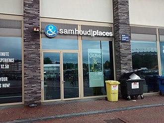&samhoud places - Image: Entrance to &samhoud places, Amsterdam