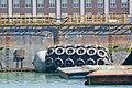 Entrance to No. 1 Basin, Naval Dockyard, Portsmouth - geograph.org.uk - 772540.jpg