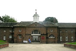 Entrance to Stable Courtyard - Temple Newsam - geograph.org.uk - 961561.jpg