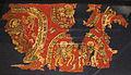 Epoca copta, frammento di tessuto con cavalieri, IV-VI sec ca..JPG