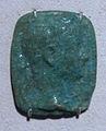 Epoca romana, ritratto di imperatore giulio-claudio, crisoprasio, I sec. ac-I dc ca. 01.JPG