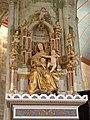 Ergué-Gabéric (29) Statue de Notre-Dame de Kerdévot 01.JPG