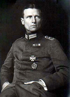 Erwin Böhme German flying ace
