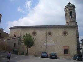 Santa Margarita de Montbuy - Wikipedia, la enciclopedia libre