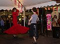 Espectaculo flamento en el Restaurante Grill Fataga por la Feria de Abril 05.jpg