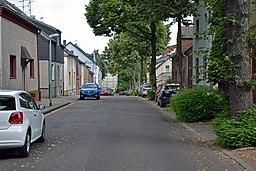 Helmstraße in Essen