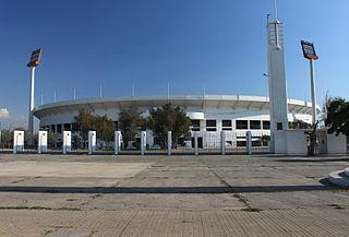 Estadio Nacional Julio Martínez Prádanos Football stadium in Santiago, Chile