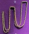 Età del ferro iniziale, tesoro di hinova, perle d'oro biconiche, XII sec. ac. 02.JPG