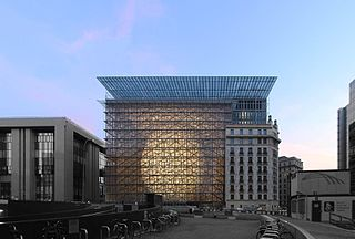Seat of the European Council and Council of the EU