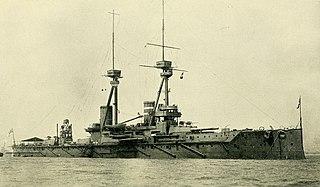 <i>Bellerophon</i>-class battleship ship class