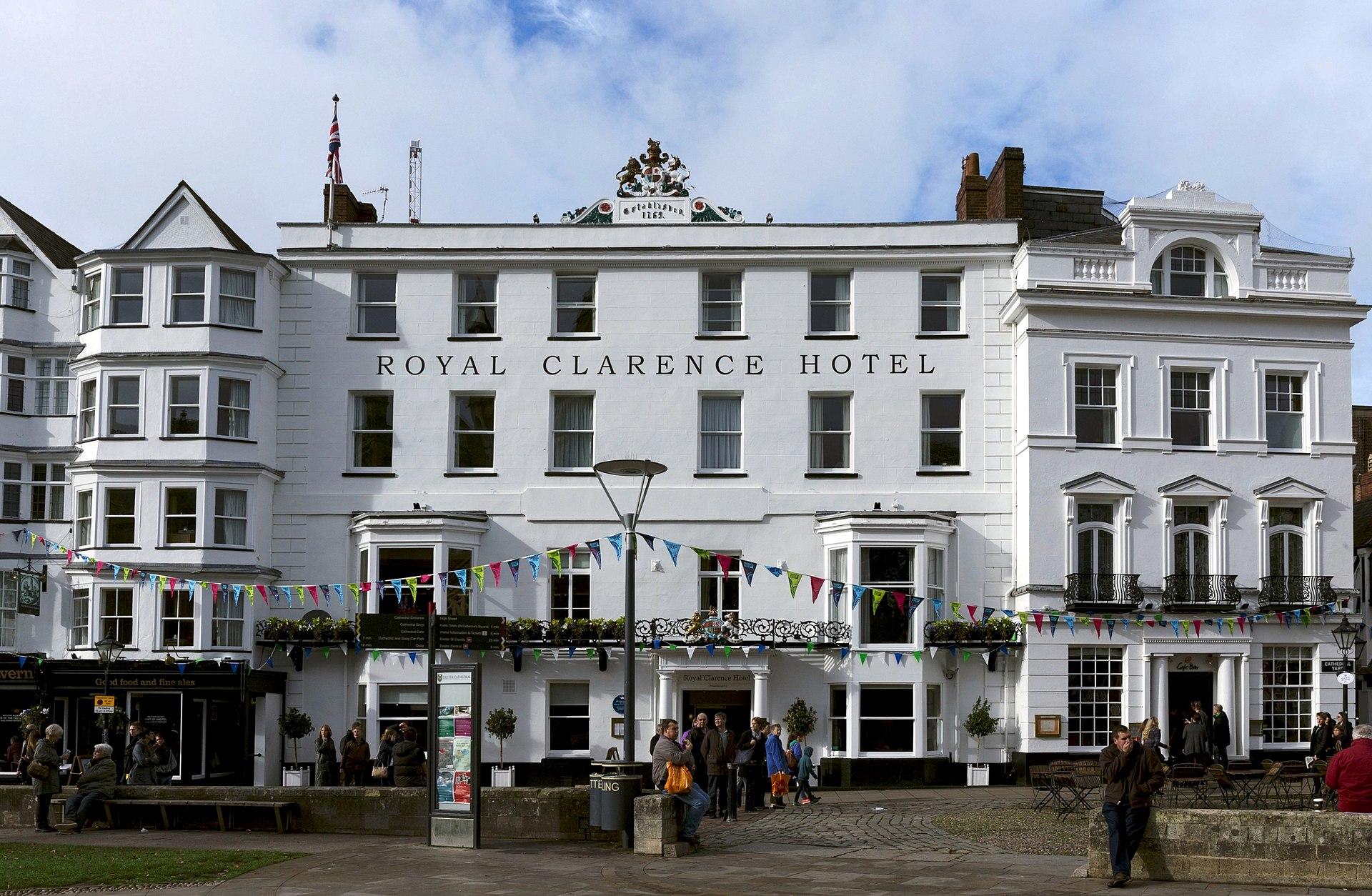 Royal Exeter Hotel