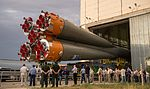 Expedition 48 Soyuz Rollout (NHQ201607040102).jpg